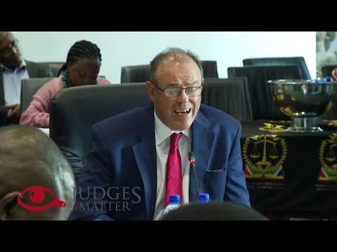 SA Gauteng HC - JSC Interview of Adv R Strydom SC – Judges Matter (October 2019)