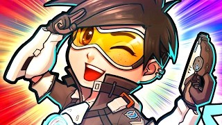 Overwatch | 11 Reasons Why Players LOVE Tracer