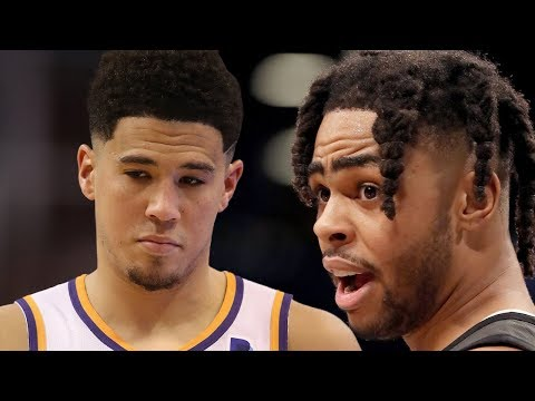 D'Angelo Russell Turned Down By Suns Because They Thought He Would Be BAD Influence on Devin Booker