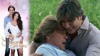 La Muerte De Miguel | Corazón Indomable - Televisa