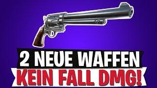 SCHIEßEISEN & CROSSBOW | KEIN FALL DMG MEHR! UPDATE 6.2 | Fortnite Battle Royale