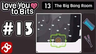 Love You To Bits - Level 13 The Big Bang Room - Gameplay Walkthrough Video