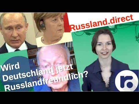 """Wird Deutschland jetzt """"prorussisch""""? [Video]"""