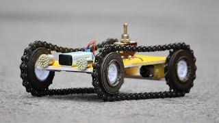 How to make a Cycle Freewheel Car - CAR
