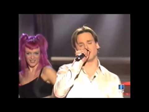 Operación Triunfo 3 | Eurovisión 2004: Vicente Seguí - Se me va la vida