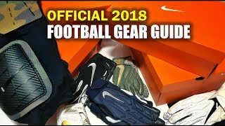 2018 Football Gear Guide (OFFICIAL)