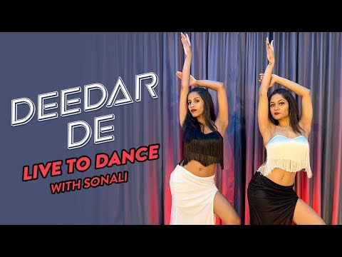 Deedar De - Dus | Bollywood Dance | LiveToDance with Sonali