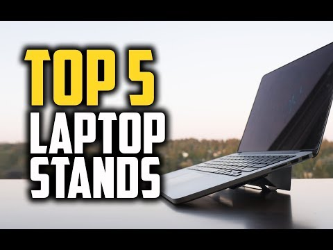 Best Laptop Stands in 2018 - Which Is The Best Laptop Stand?