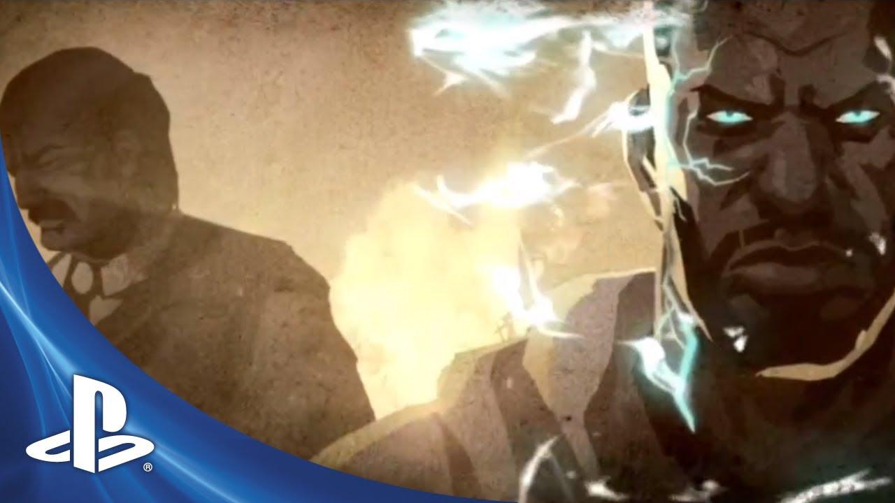 Trailer de la campaña para un jugador de Starhawk