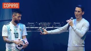 Meeting Lionel Messi: The Greatest Of All Time