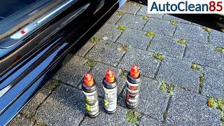 Auto Einstiegsleisten polieren und Kratzer entfernen / So macht ihr es selbst!