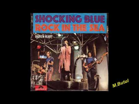 Shocking blue Broken heart