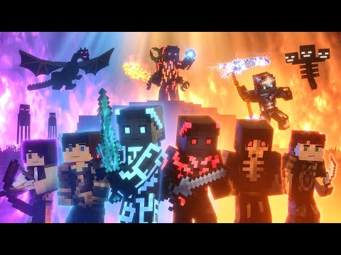 Songs of War: FULL MOVIE (Minecraft Animation)