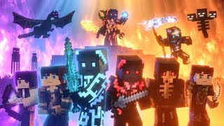 Songs of War: FULL MOVIE (Epic Minecraft Animation)