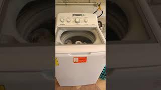 Cómo usar una lavadora Mabe