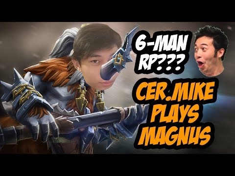 Cer.Mike.WxC Plays Magnus ft. Axl.Pogi as Tusk
