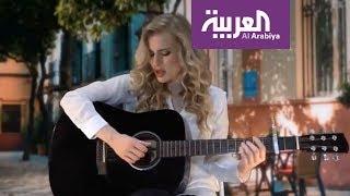 """صباح العربية: أغنية """"3 دقات"""" تصل إلى أميركا"""