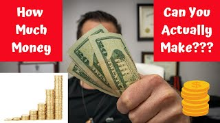 HOW MUCH MONEY CAN YOU MAKE AS A PUBLIC ADJUSTER??? - Public Adjuster Training