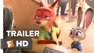Zootopia - Official Sloth Trailer