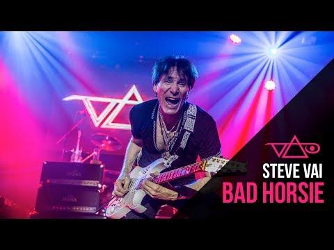 Steve Vai - Bad Horsie (Brasil Tour 2017)