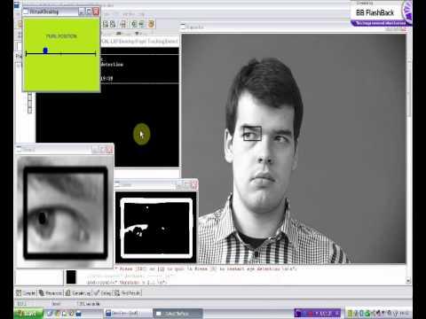 Eye pupil detection - смотреть онлайн на Hah Life