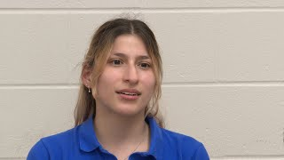 Class of 2021: Grasso Tech's Sarah Cruz Velasquez