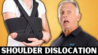 Top 3 Strengthening Exercises after Shoulder Dislocation.