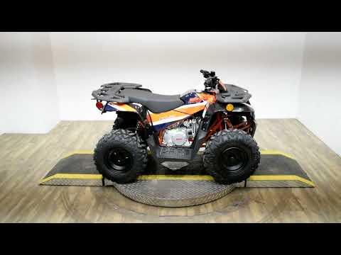 2021 Kayo Bull 125 in Wauconda, Illinois - Video 1