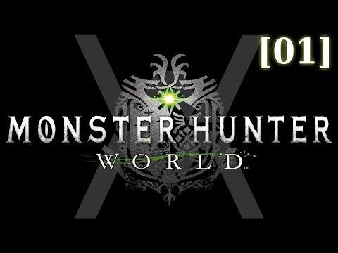 Прохождение Monster Hunter World [01] - Пролог