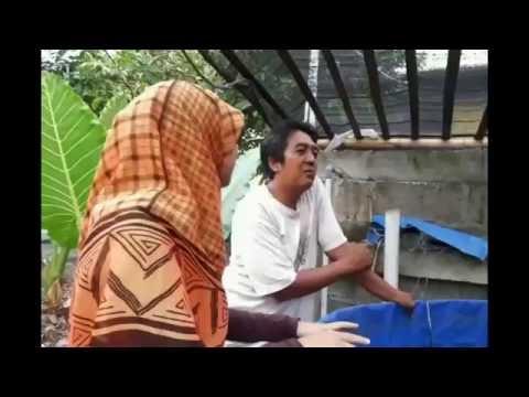 Video Pemanfaatan Bak Penampungan untuk Budidaya Ikan Gurame