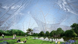 Are Giant Bubble Parks Coming Soon? | The Rubin Report