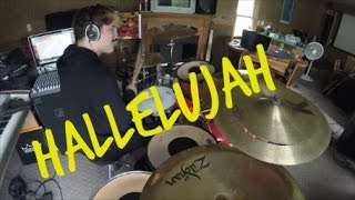 Hallelujah [Panic! At The Disco] HD Drum Cover