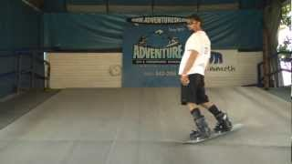 Gambar cover Snowboard Lessons: Beginner to advanced skills progression at Adventure Ski & Snowboard School