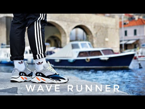 c43ba56f5 YEEZY 700 Wave Runner - On Foot   Review - смотреть онлайн на Hah.Life