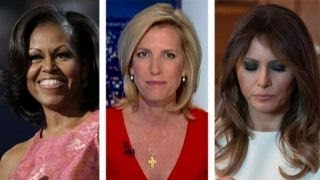 Ingraham: A first lady double standard?