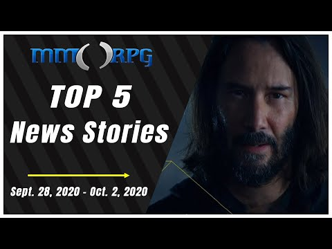 MMORPG Top 5 Stories - Recapping The Week That Was September 28th - October 2nd