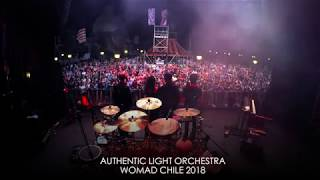 Authentic Light Orchestra on WOMAD Chile 2018!