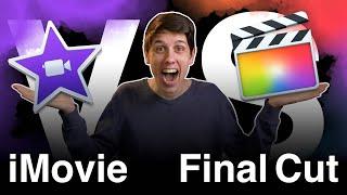 IMovie Vs Final Cut Pro X | Deutsch