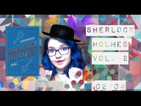 RESENHA | Box Sherlock Holmes Vol. 2 | BISCOITO ESPERTO