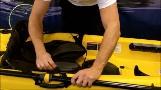 Elie Gulf 100xe Angler kayak