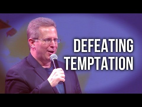 """Defeating Temptation"" – Pastor Raymond Woodward"