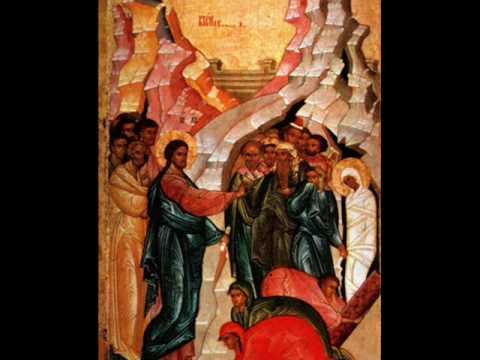 Cântări ale Învierii Domnului