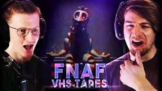 THE LOST VHS TAPES OF FNAF