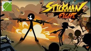 Stickman Fight - Android Gameplay HD
