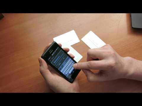 Использование телефона/смартфона для учета рабочего времени сотрудников.