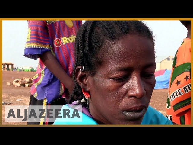 ???????? ???????? Fleeing violence in Mali, Fulani displaced in Burkina Faso | Al Jazeera English