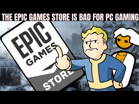 Everything That's Wrong with Epic :: Fuck Epic