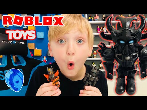 Malgorokzyth Robloxtoys Opening Series 4 Core Figures - roblox series 2 full blind box of 24 mystery boxes opening toy review trusty toy channel