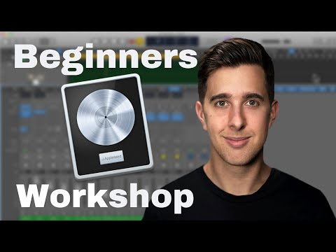 The Beginners Workshop in Logic Pro X - Learn the basics of Logic Pro Today!