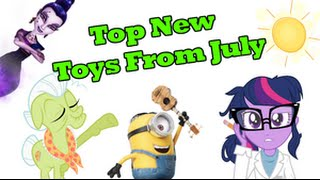 Hot & New: Comic Con Exclusives. Disney Descendants Dolls. My Little Pony. Minions Toys.